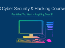 Get the Ultimate 2018 Hacker Bundle – Pay What You Want