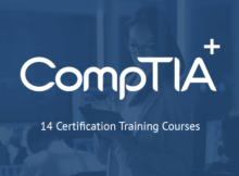 CompTIA Certification Training — Get 14 Courses For Only $59