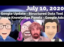 Daily Search Forum Recap: July 10, 2020