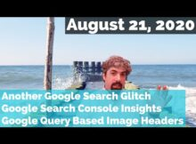 Daily Search Forum Recap: August 21, 2020
