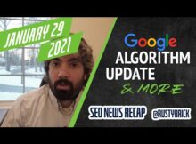 Daily Search Forum Recap: February 1, 2021