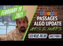 Daily Search Forum Recap: February 22, 2021