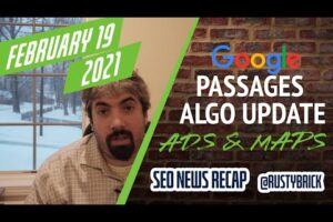 Daily Search Forum Recap: February 23, 2021