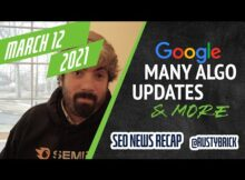 Daily Search Forum Recap: March 18, 2021