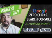 Daily Search Forum Recap: March 26, 2021
