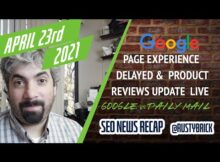 Daily Search Forum Recap: April 27, 2021