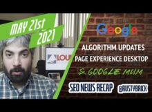 Daily Search Forum Recap: May 21, 2021