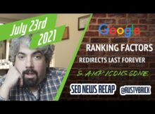 Daily Search Forum Recap: July 23, 2021