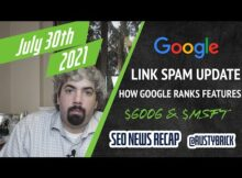 Daily Search Forum Recap: July 30, 2021