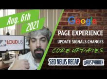 Daily Search Forum Recap: August 9, 2021